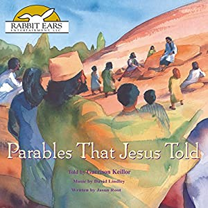 Parables That Jesus Told Audiobook
