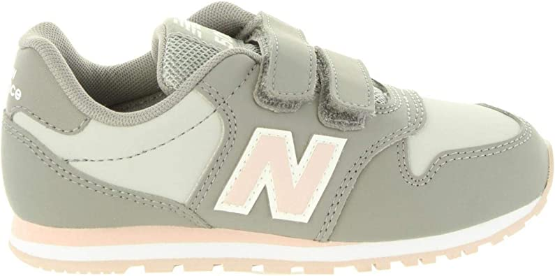 new balance enfants gris