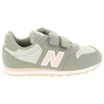 zapatillas new balance gris rosa
