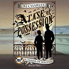 A Case of Possession Audiobook by K. J. Charles Narrated by Cornell Collins