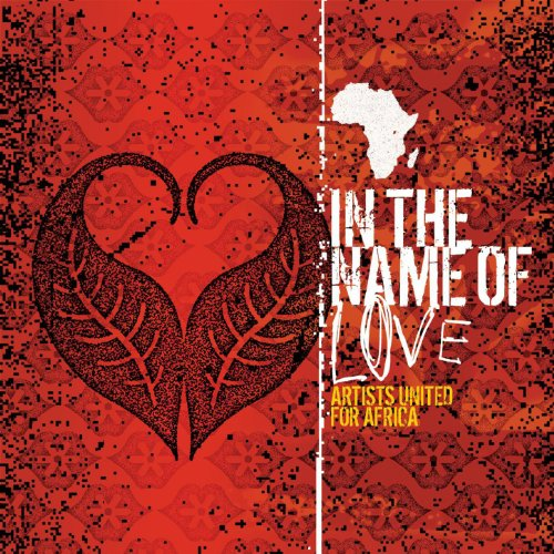In The Name Of Love Album Cover