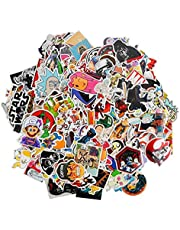 200Pcs Stickers Cartoon Mixed Toy Funny Kids Sticker for DIY Luggage car Laptop Skateboard Motorcycle Phone Waterproof Sticker
