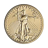 2016 American Gold Eagle (1/10 oz) $5 Brilliant Uncirculated US Mint