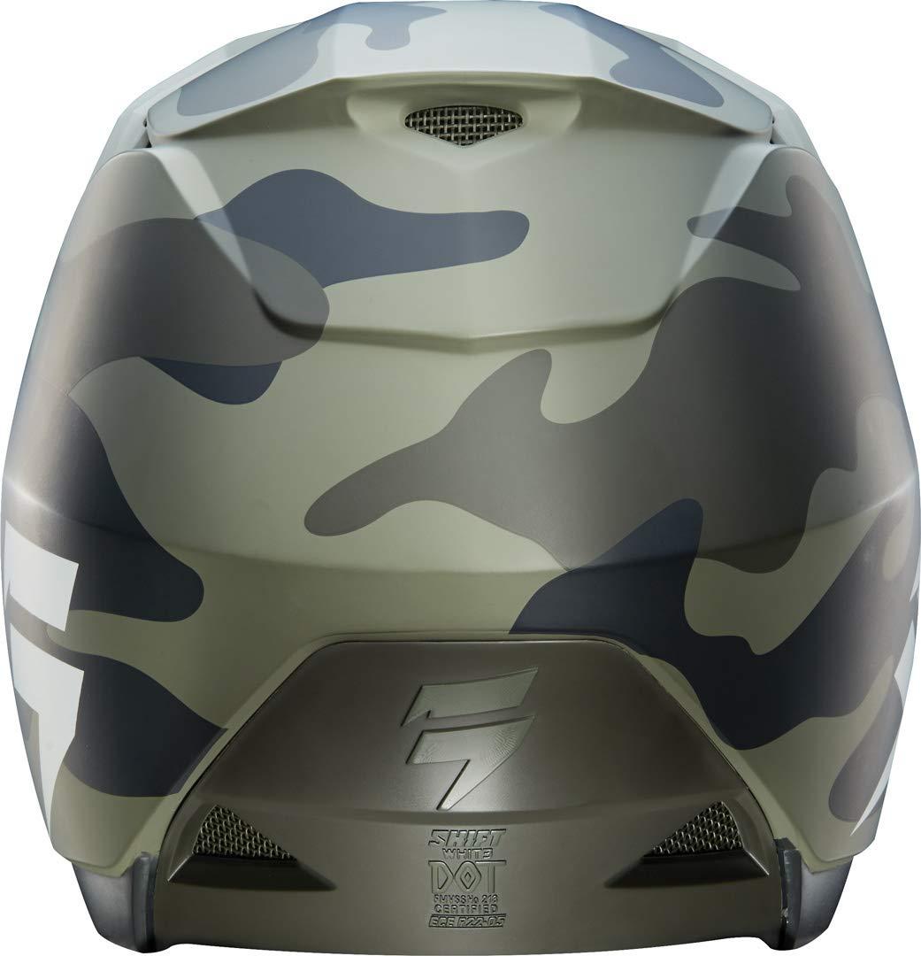 2019 Shift White Label Helmet-Camo-2XL