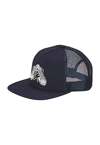 2968af82fd0 Amazon.com  ADIDAS Superstar Sneaker Trucker Mens Cap Blue  Sports ...
