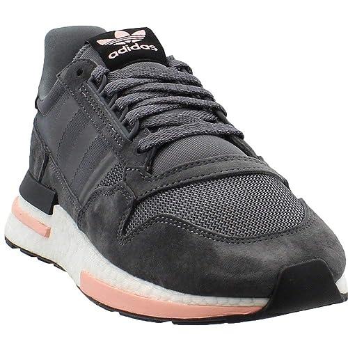 big sale c798d 096b7 adidas Mens ZX 500 RM Athletic   Sneakers Grey