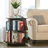 The Readers Rotating End Table
