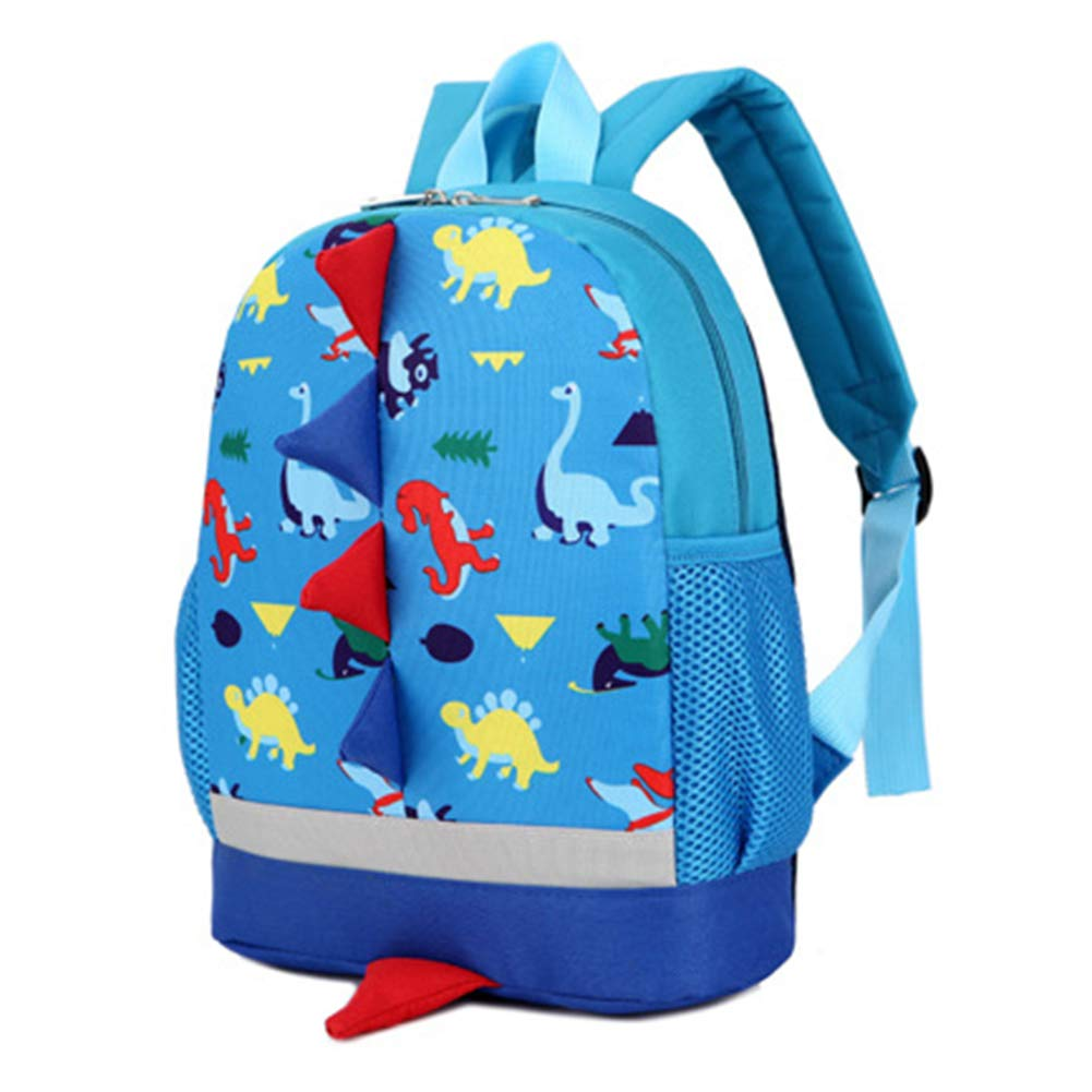LONTG子供用バックパック、ブルー(ブルー) - Kinderrucksack-05-LNTG   B07GBTRQHR