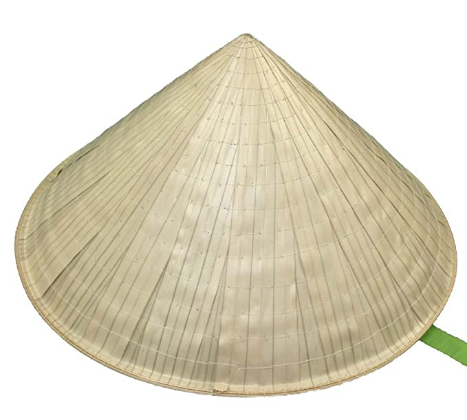 a40bea644 Pack of 2 Straw Chinese Hat