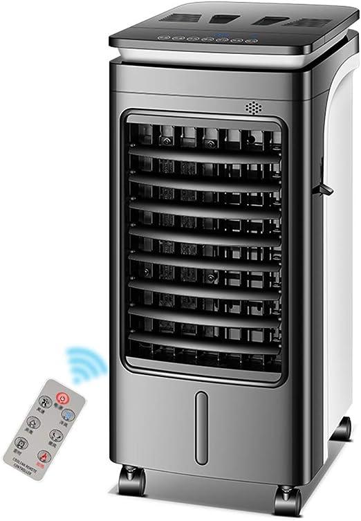 Limin Shop Ventilador de Aire Acondicionado de Doble Uso portátil frío/Caliente, Ventilador purificador purificador de Aire acondicionador de Aire 4 en 1, Adecuado para el hogar: Amazon.es: Hogar