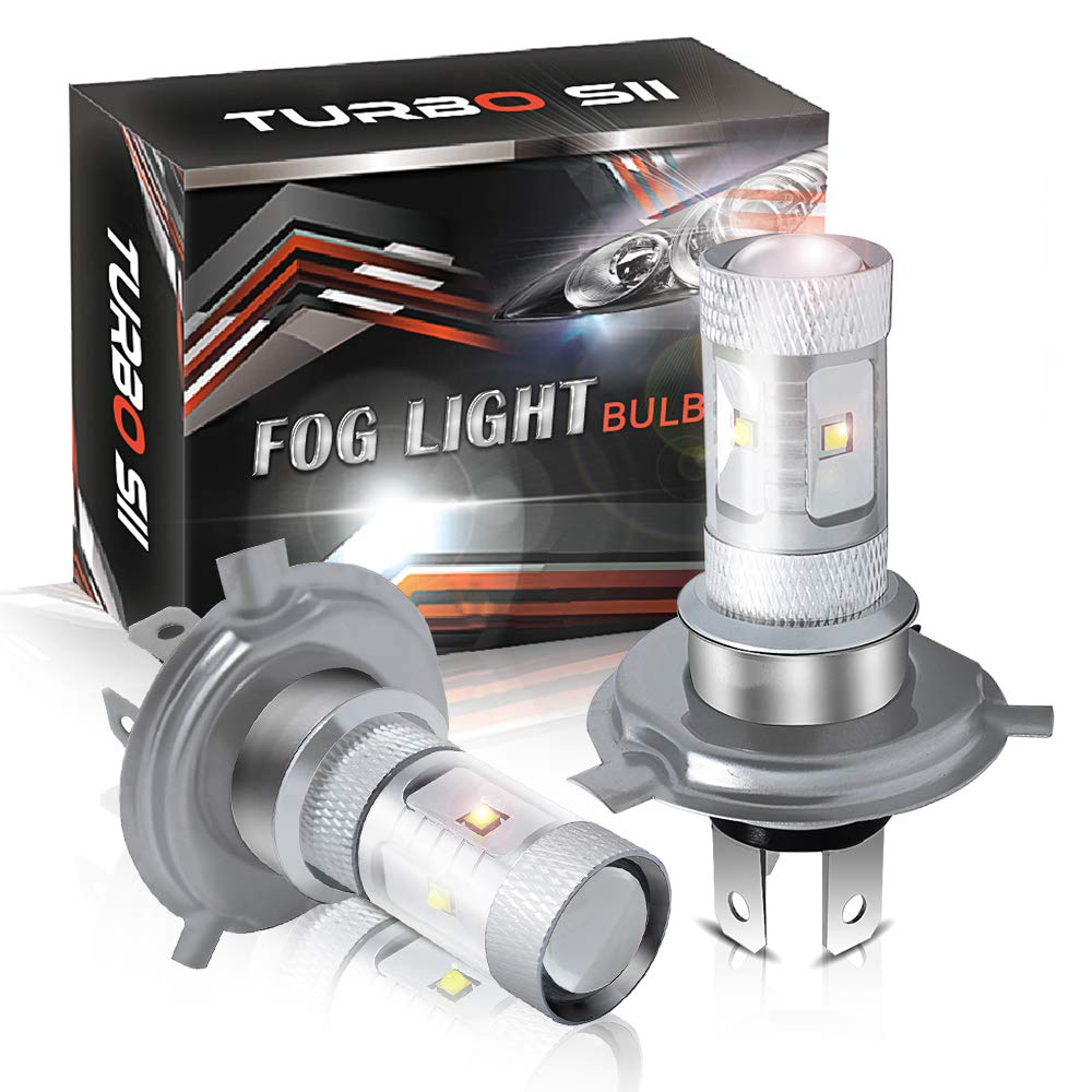 H7 LED Fog Light Bulbs Projector 1500LM 6500K Auto Driving Daytime Running Light DRL Lamp Bulbs Replace OEM HID Xenon Halogen Bulbs Hyundai Sonata GLS Hybrids Subaru Outback VW Jetta GTI Kia Rio