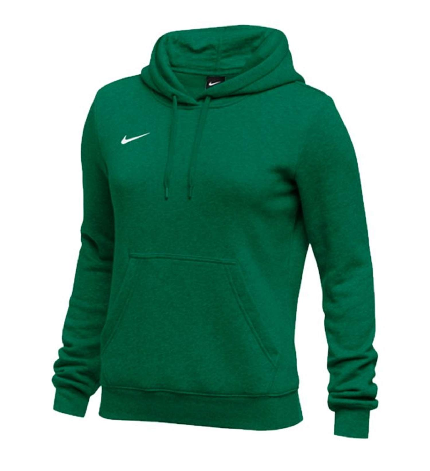 NIKE Womens Pullover Club Fleece Hoodie