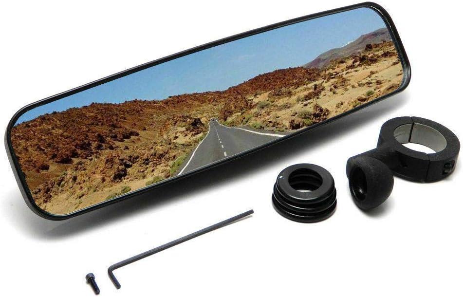 "1.75/"" Rear View High Impact Mirror for UTV POLARIS RZR XP 1000 900 800 570 RZR 4"