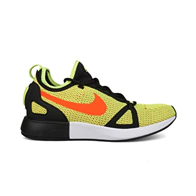 Nike Men's Duel Racer Volt/Bright Crimson 918228-700