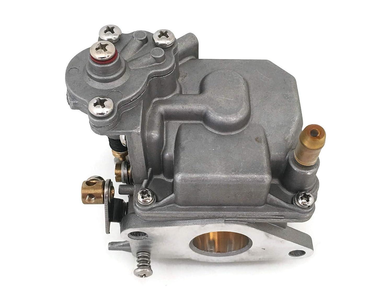 Barca Motore Carburatore Assy 66M-14301-11 66M-14301-00 66M-14301-11 66M-14301-00 per Yamaha 4-atto 15hp F15 Outboard Motori