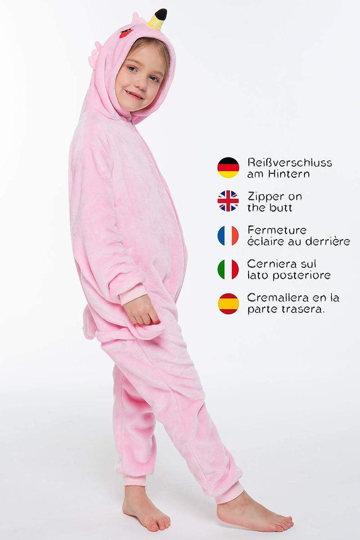 Plusieurs Mod/èles Taille 3-5 Ans corimori 1851 Grenouill/ère Pour Gar/çons Et Filles Kigurumi Animal Combinaison Pyjama Bonnie le Lapin
