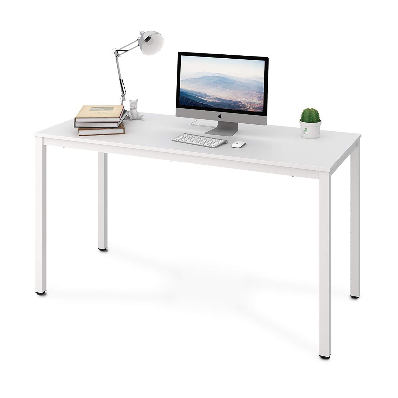 cheap wood white desk