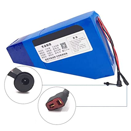 Amazon.com: akonasda 48V 1000W Triángulo Batería de ...