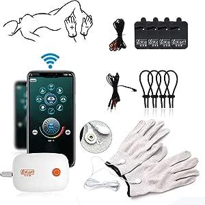 WFbag Elektro Shock Folter Elektrostimulation Kits