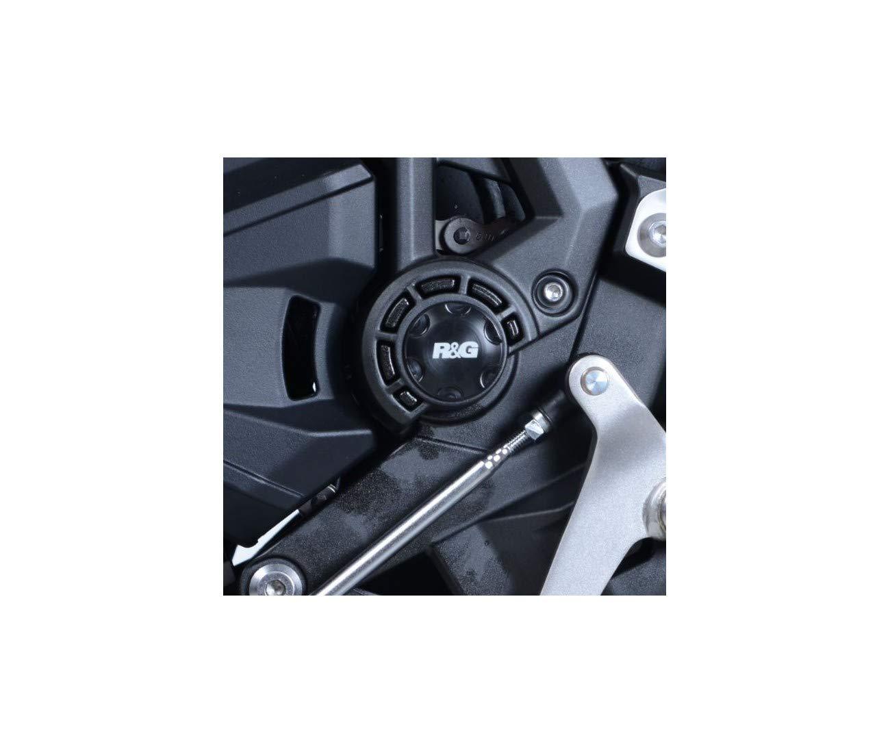 KAWASAKI Z650-17//18-INSERT DE BRAS OSCILLANT DROIT R/&G RACING-FI0129BK