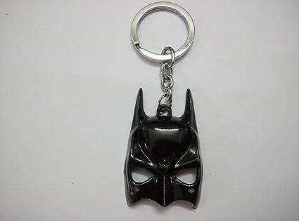 Llavero Máscara del Batman Negro Nuevo DC Kult: Amazon.es: Hogar