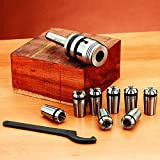 Turners Collet Chuck Set #2 MT