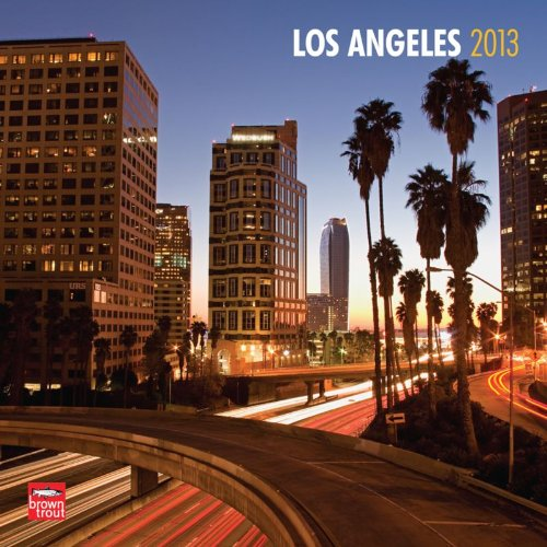 Los Angeles 2013 - Original BrownTrout-Kalender