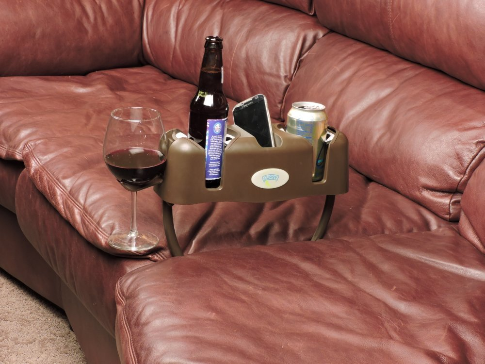 Amazoncom Cupsy Sofa and Couch Armchair Drink Organizer and