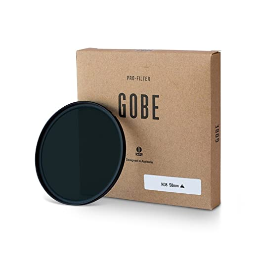 25 opinioni per Gobe- Filtro ND8 58mm ND