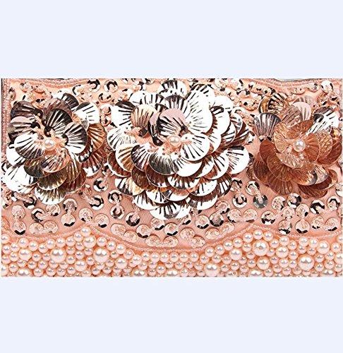 De Perles Dîner L'Épaule Sac Seul Violet Main XJTNLB Folklorique Pente À Black De Seule À Antique Sac Robe Officielle Épaule Style En Fausser t4TI6wzIq