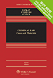 Criminal Law: Cases and Materials (Aspen Casebook Series)