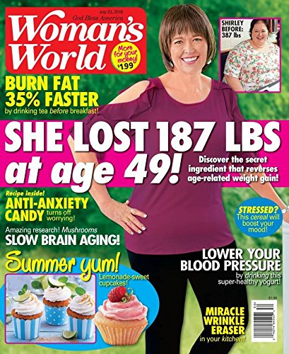 Buy now Womans World