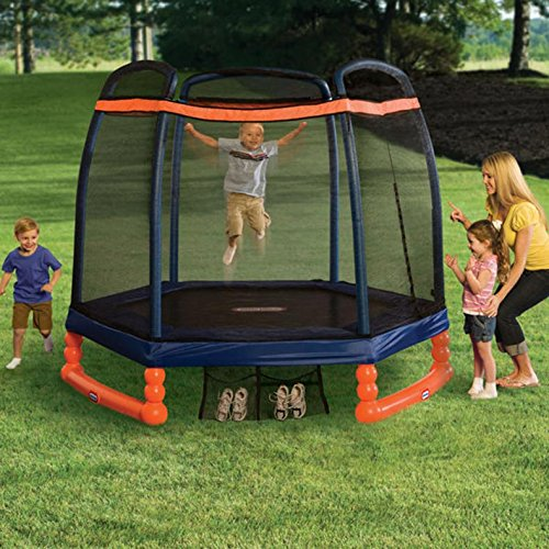 Little-Tikes 7-Trampoline