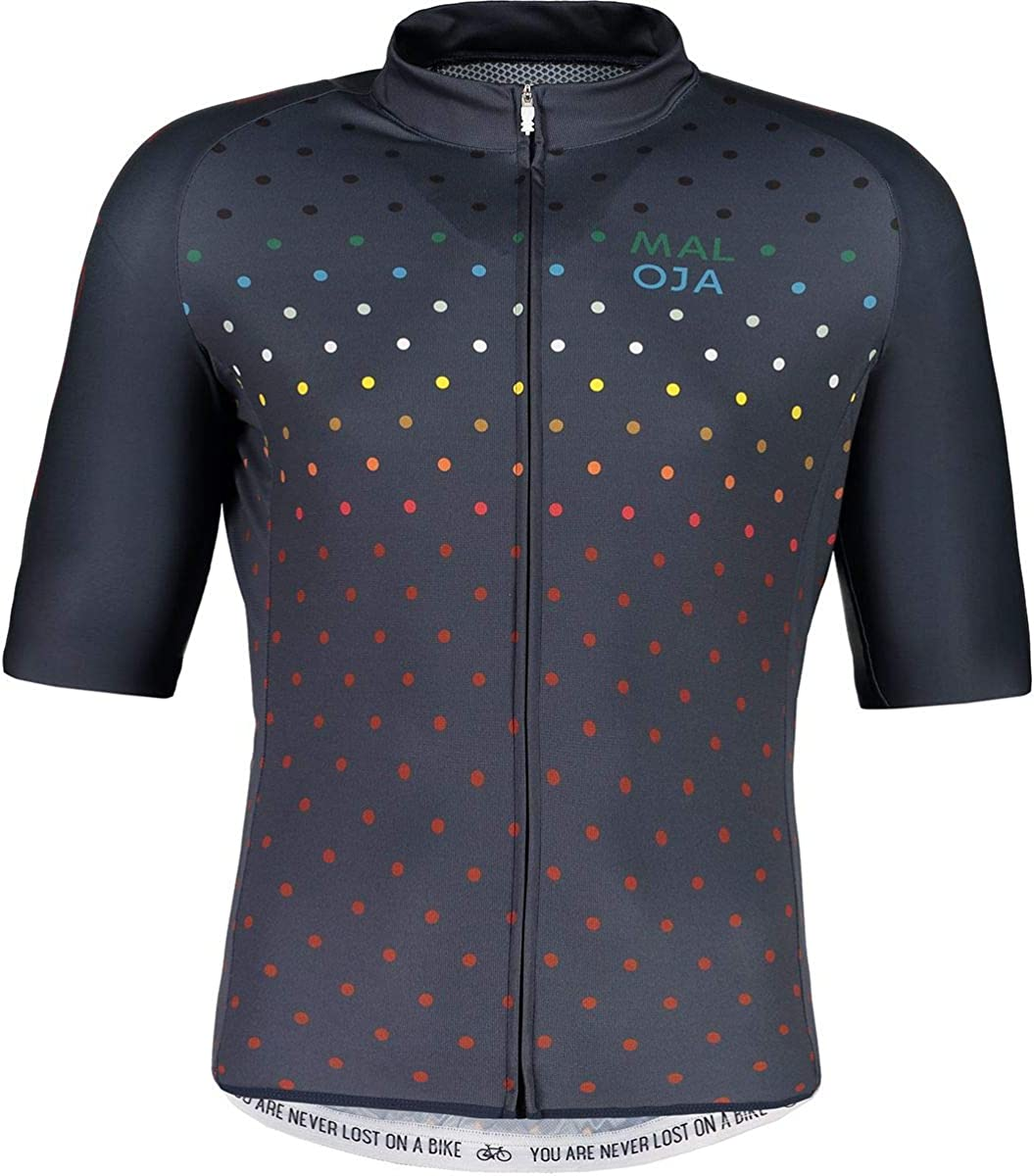 Men mens 27259.0 Jersey 1//2 Technical Jacket for Cycling Maloja Champsm
