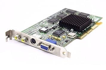 ATI Rage 128pro 32 MB AGP 4 X DVI S de vídeo PC Tarjeta ...
