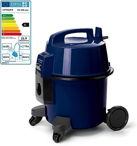 Hitachi CV 400 – Eco aspirador azul el nuevo clásico sin bolsa: Amazon.es: Hogar