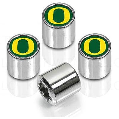 Oregon Ducks Valve Stem Caps: Sports & Outdoors