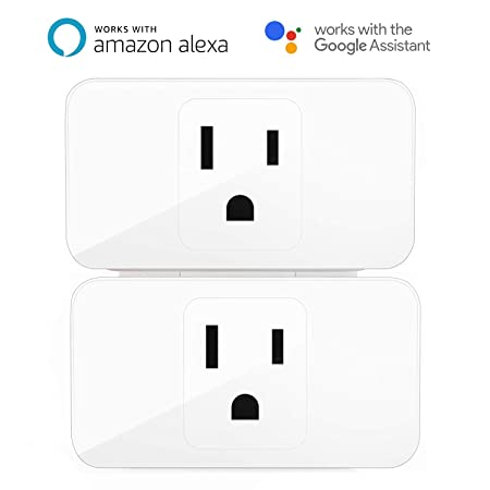 Review Meross Wifi Smart Plug,