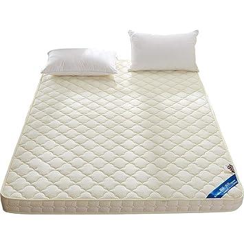 Espesar el colchón de 10cm,Espuma de la Memoria Simmons Dormitorio Tatami Inicio Mat,para Dormitorio Sala de Estar Alfombra trepadora Hotel-A ...