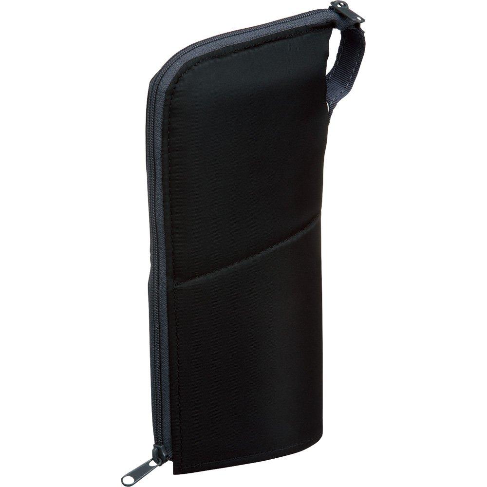 KOKUYO NEO CRITZ Pen Case / Large Size (Black x Dark Gray)