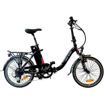 agogs lowstep 20 pulgadas eléctrico bicicleta plegable city Rueda con marco de aluminio bafang Motor H