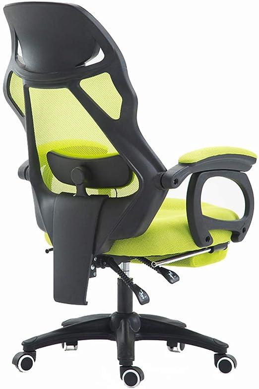 Silla ergonómica de escritorio para oficina Juego Silla giratoria ...