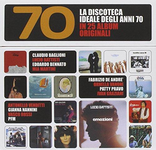 La Discoteca Ideale-Musica Italiana Anni 70