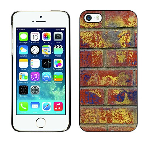 Premio Sottile Slim Cassa Custodia Case Cover Shell // V00002295 Graffiti Urban // Apple iPhone 5 5S 5G