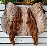 Cheap Genuine Python Skin Handbag/Shoulder bag