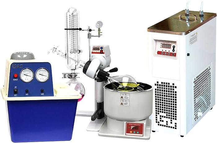 Top 10 Vacuum Evaporator