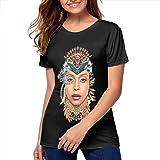 SheyAnsh Within Temptation Womens Round Collar 3//4 Sleeve Shirt Baseball T-Shirt Raglan T-Shirt