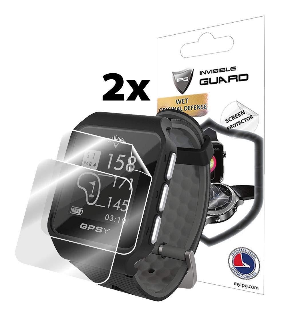 IPG para Callaway GPSy Golf GPS Smartwatch Protector de Pantalla ...