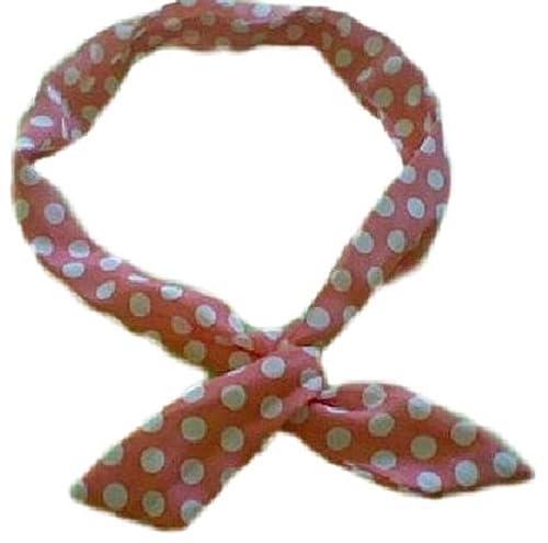 Haarband Haarbänder Haarschmuck Damen Accessoires Polka Dots ...