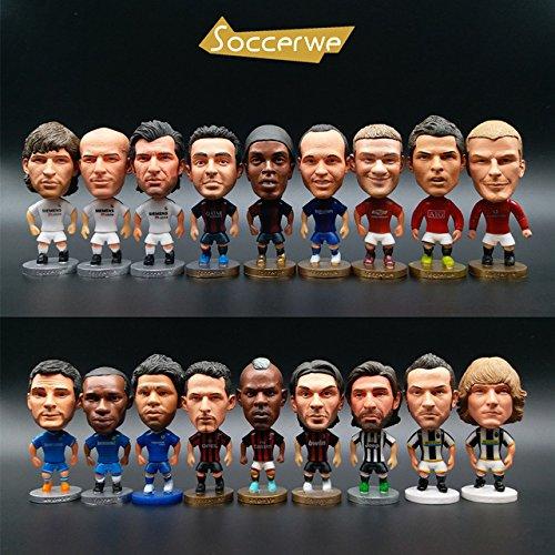 soccer stars figures - 6